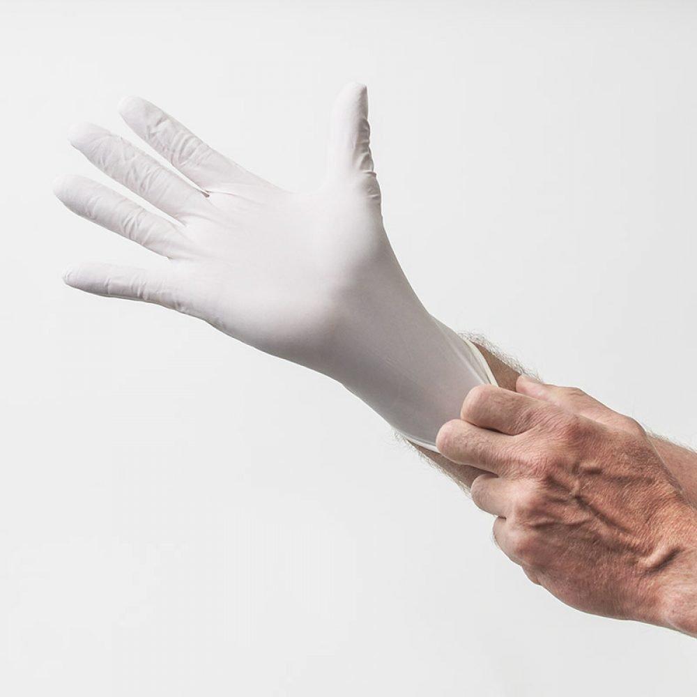 Nitril wegwerphandschoenen