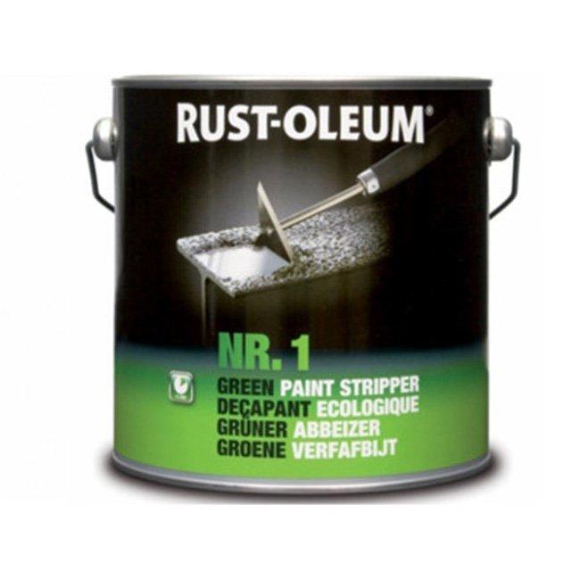Rust-oleum Nr 1 Green Paint Stripper